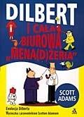 Okładka książki Dilbert i cała biurowa