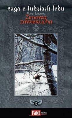 Okładka książki Zimowa zawierucha