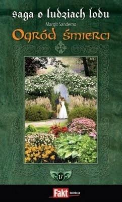 Okładka książki Ogród śmierci