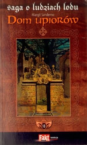 Okładka książki Dom upiorów