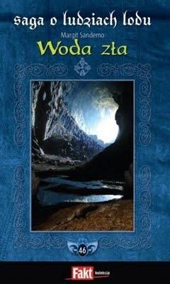 Okładka książki Woda zła
