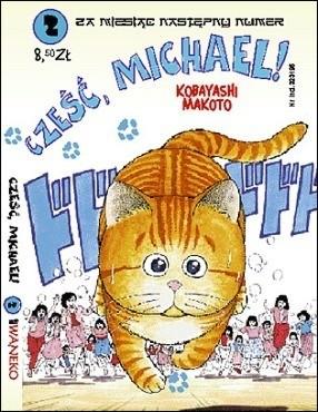 Okładka książki Cześć Michael! tom 2