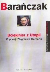 Okładka książki Uciekinier z Utopii