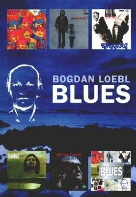 Okładka książki Blues