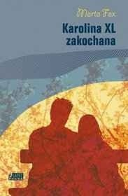 Okładka książki Karolina XL zakochana
