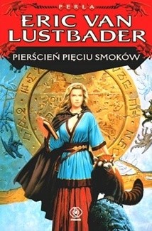 Okładka książki Pierścień Pięciu Smoków