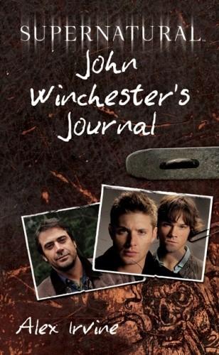 Okładka książki Supernatural: John Winchester's Journal