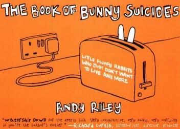 Okładka książki Book of Bunny Suicides