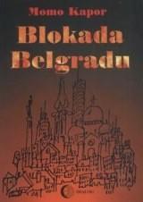 Okładka książki Blokada Belgradu