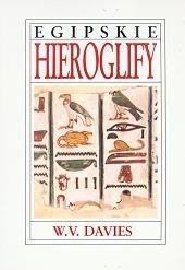 Okładka książki Egipskie hieroglify