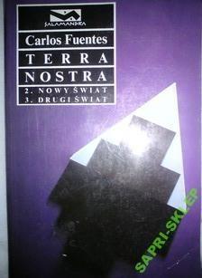 Okładka książki Terra Nostra