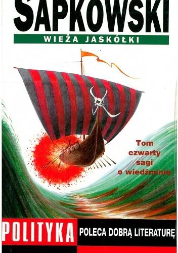 Okładka książki Wieża jaskółki