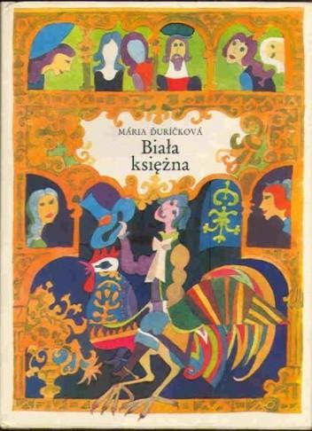 Okładka książki Biała księżna