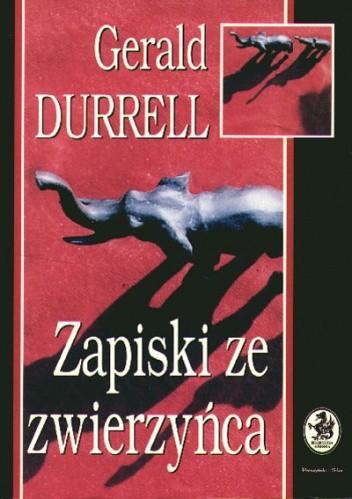Okładka książki Zapiski ze zwierzyńca