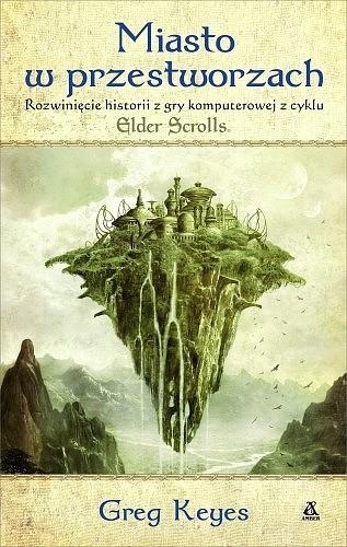 Okładka książki Miasto w przestworzach