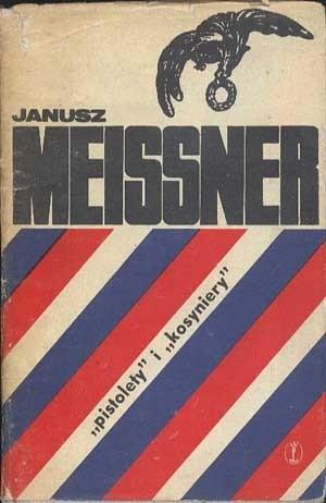 Okładka książki Pistolety i Kosyniery