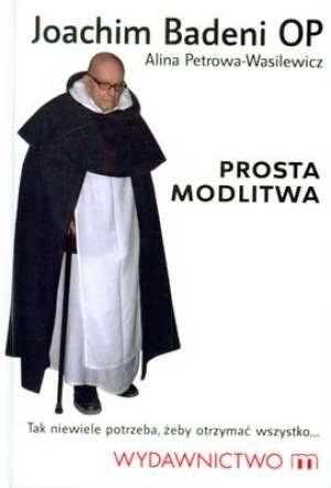 Okładka książki Prosta modlitwa