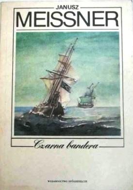 Okładka książki Czarna bandera