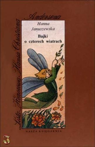 Okładka książki Bajki o czterech wiatrach