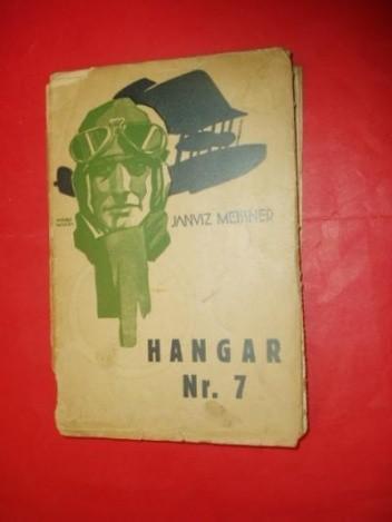 Okładka książki Hangar Nr. 7