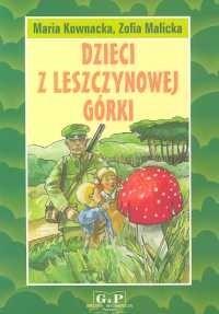 Okładka książki Dzieci z Leszczynowej Górki