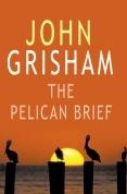 Okładka książki The Pelican Brief