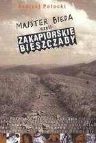 Okładka książki Majster Bieda czyli zakapiorskie Bieszczady