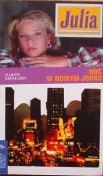 Okładka książki Julia - Noc w Nowym Jorku
