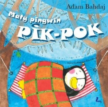 Okładka książki Mały pingwin Pik-Pok