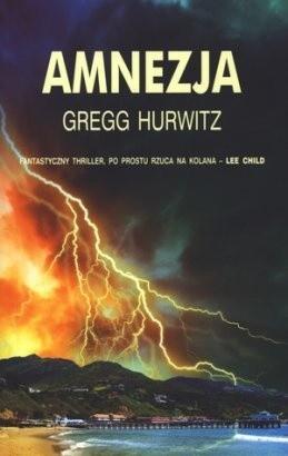 Okładka książki Amnezja