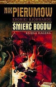 Okładka książki Śmierć bogów. Księga Hagena.