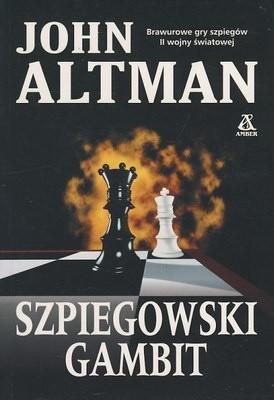 Okładka książki Szpiegowski Gambit