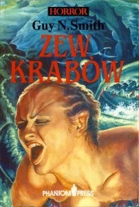 Okładka książki Zew krabów