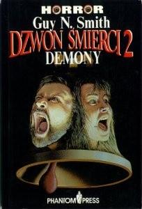 Okładka książki Demony