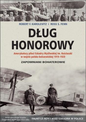 Okładka książki Dług honorowy