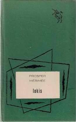 Okładka książki Lokis