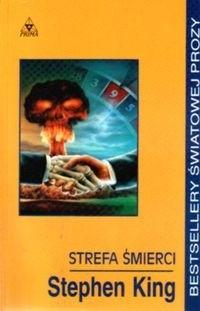 Okładka książki Strefa śmierci
