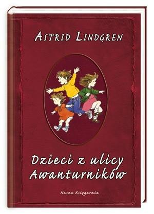 Okładka książki Dzieci z ulicy Awanturników