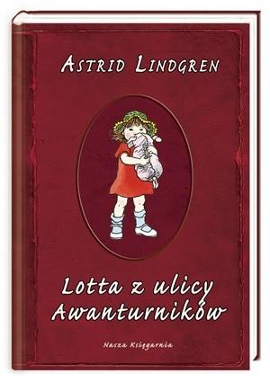 Okładka książki Lotta z ulicy Awanturników