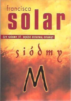 Okładka książki Siódmy M