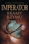 Okładka książki Bramy Rzymu