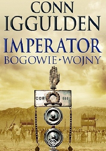 Okładka książki Imperator. Bogowie wojny