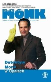 Okładka książki Detektyw Monk w Opałach