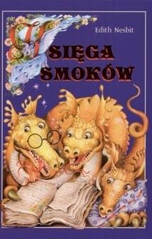 Okładka książki Księga smoków