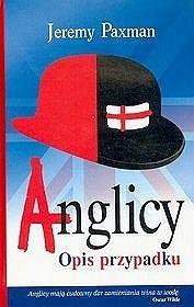 Okładka książki Anglicy. Opis przypadku
