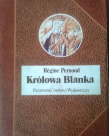 Okładka książki Królowa Blanka