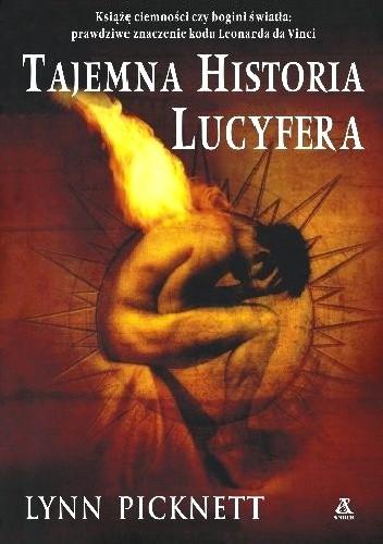 Okładka książki Tajemna historia Lucyfera