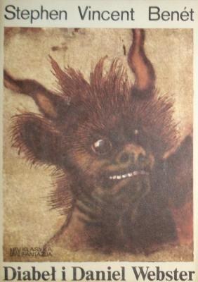 Okładka książki Diabeł i Daniel Webster