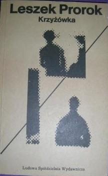Okładka książki Krzyżówka