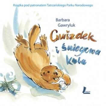Okładka książki Gwizdek i śniegowa kula